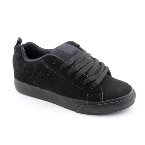 DC Boy's 'Court Vulc' Nubuck Athletic Shoe