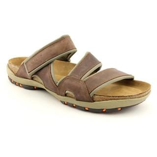 Naot Men's 'Ronaldo' Leather Sandals