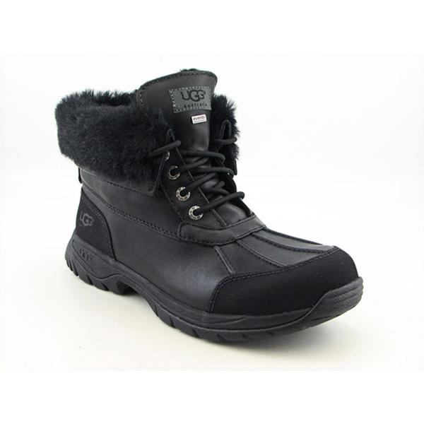 Ugg Australia Men's 'Hilgard' Leather Boots