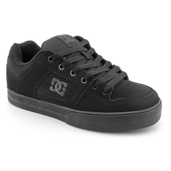 DC Boy's 'Pure' Nubuck Athletic Shoe