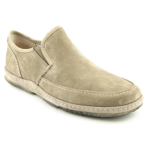 Clarks Men's 'Torpedo' Regular Suede Casual Shoes