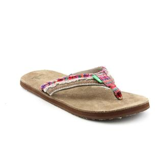 Sanuk Women's 'Fraidy Too Women' Basic Textile Sandals
