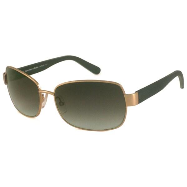Calvin Klein Men's/ Unisex CK7222 Rectangular Sunglasses