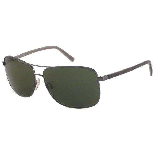 Calvin Klein Men's CK7255 Aviator Sunglasses