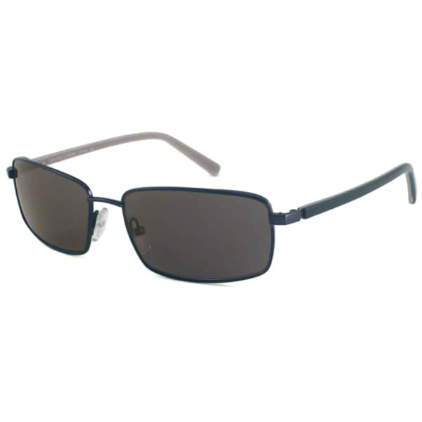 Calvin Klein Men's CK7256 Rectangular Sunglasses