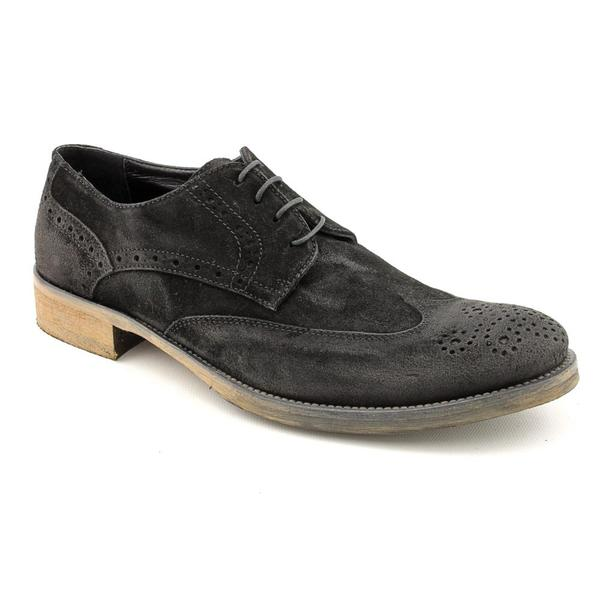 Charles By Charles David Men's 'Gentlemen' Distressed Leather Dress Shoes (Size 8.5)