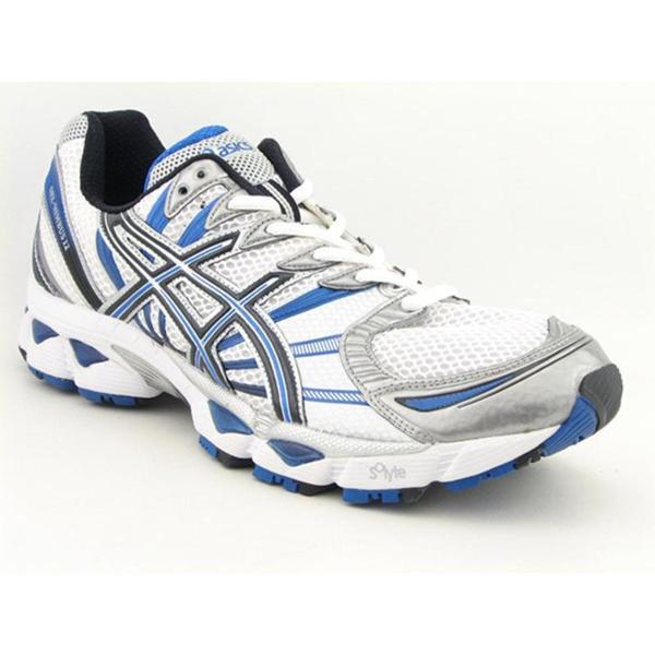 Asics Menu0026#39;s U0026#39;Gel-Nimbus 12u0026#39; Mesh Athletic Shoe - Extra Wide (Size 15) - 14913635 - Overstock.com ...