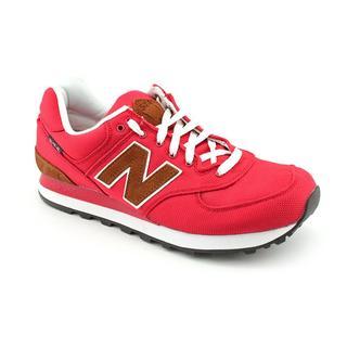 New Balance Men's 'ML574' Basic Textile Athletic Shoe (Size 8.5)