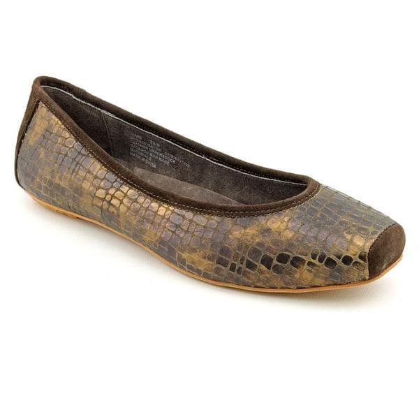 Auri Women's 'Jamie' Animal Print Dress Shoes (Size 9)