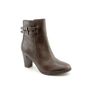 Marc Fisher Women's 'Kattie' Brown Leather Boots