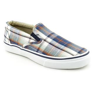 Sperry Top Sider Men's 'Striper S/O' Canvas Casual Shoes (Size 8)