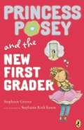 Princess Posey and the New First Grader (Paperback)