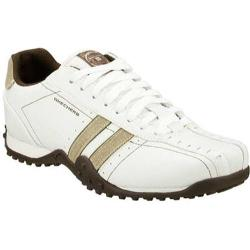 Men's Skechers Urbantrack Forward White/Taupe