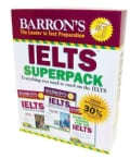 Barrons IELTS Superpack