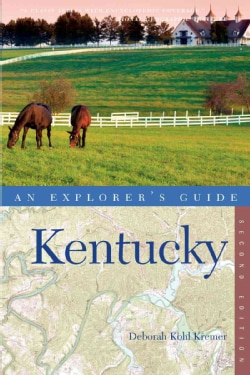 Explorer's Guide Kentucky (Paperback)
