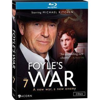 Foyle's War: Set 7 (Blu-ray Disc)