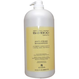 Alterna Bamboo Smooth Anti-Frizz 67.6-ounce Shampoo