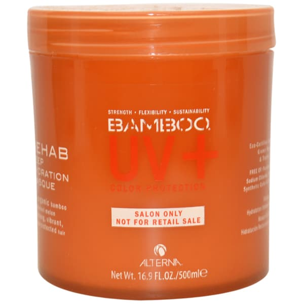 Alterna Bamboo UV+ Rehab Deep Hydration 16.9-ounce Masque