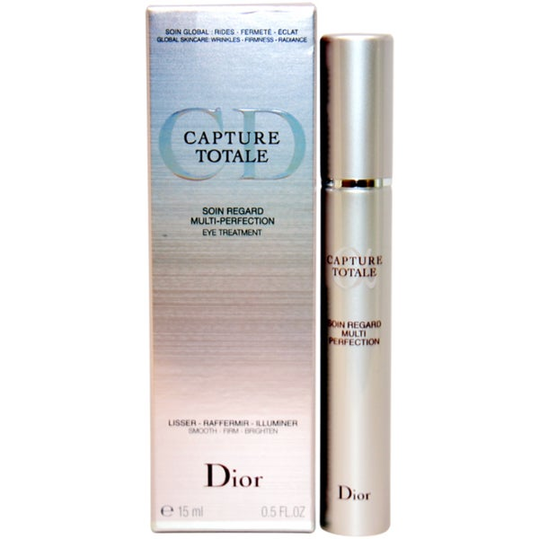 Dior Capture Totale Soin Regard Multi-Perfection Eye Treatment