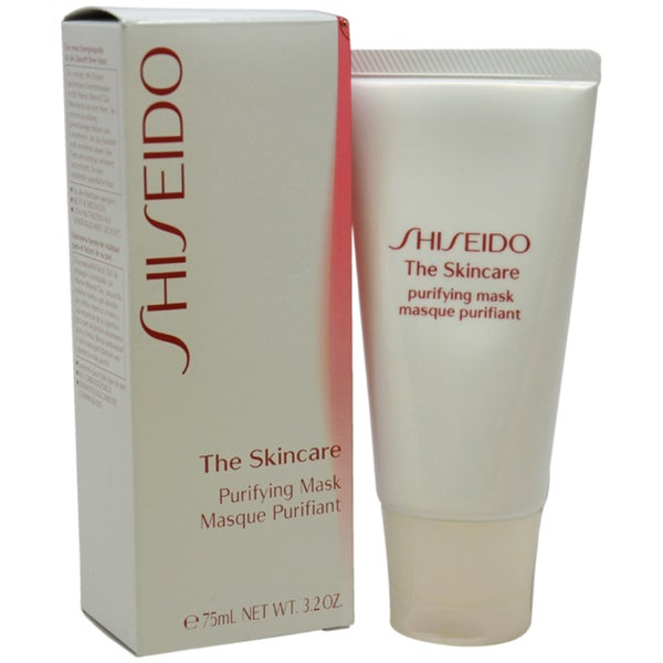 Shiseido The Skincare 3.2-ounce Purifying Mask