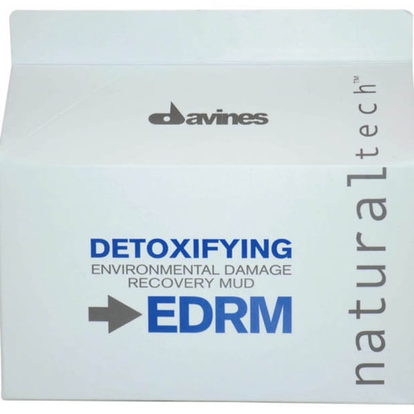 Davines Detoxifying Environmental Damage Recovery Mud Treatment (Box of 6)