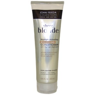John Frieda Sheer Blonde Highlight Activating 8.45-ounce Enhancing Conditioner