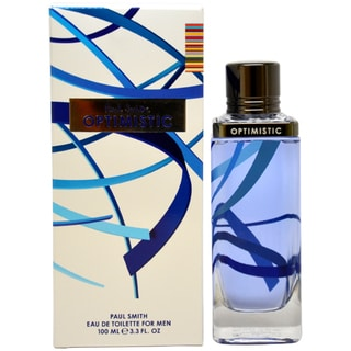 Paul Smith Optimistic Men's 3.3-ounce Eau de Toilette Spray