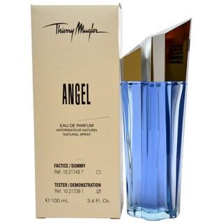 Thierry Mugler 'Angel' Women's 3.4-ounce Eau de Parfum Spray (Tester)
