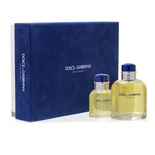 Dolce & Gabbana Men's 2-Piece Gift Set
