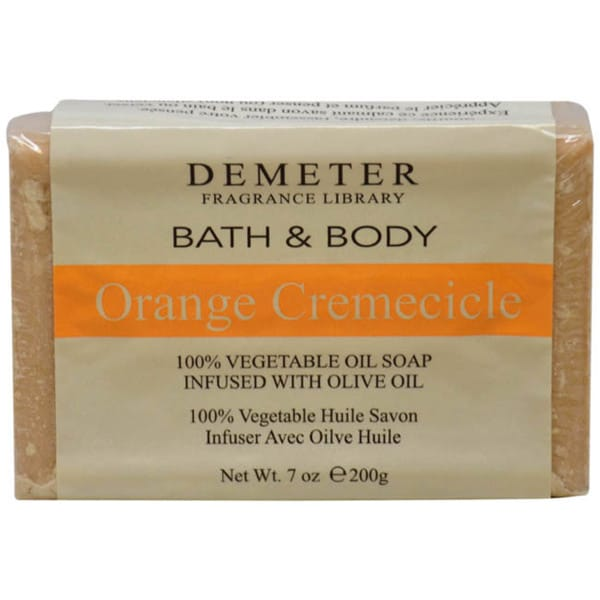 Demeter 'Orange Cremecicle' 7-ounce Vegetable Oil Soap