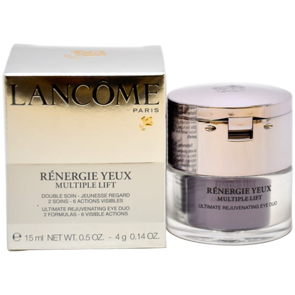 Lancome Renergie Yeux Multiple Lift Ultimate Rejuvenating Duo Cream