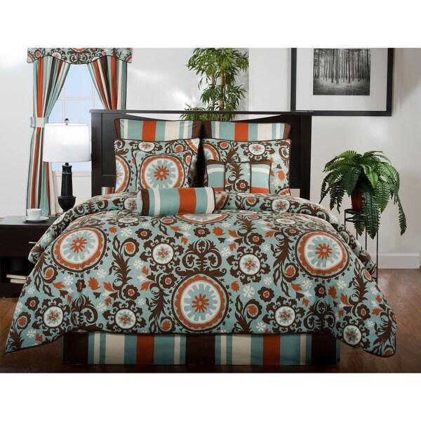 Uptown 4-piece Comforter Set