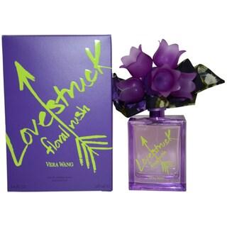 Vera Wang 'Love Struck Floral Rush' Women's 3.4-ounce Eau de Parfum Spray