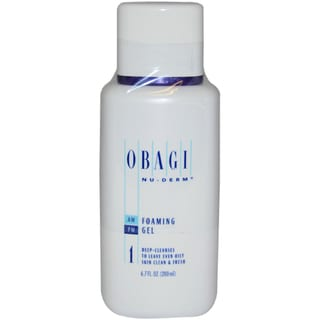 Obagi Nu-Derm #1 AM/PM Foaming Cleansing Gel