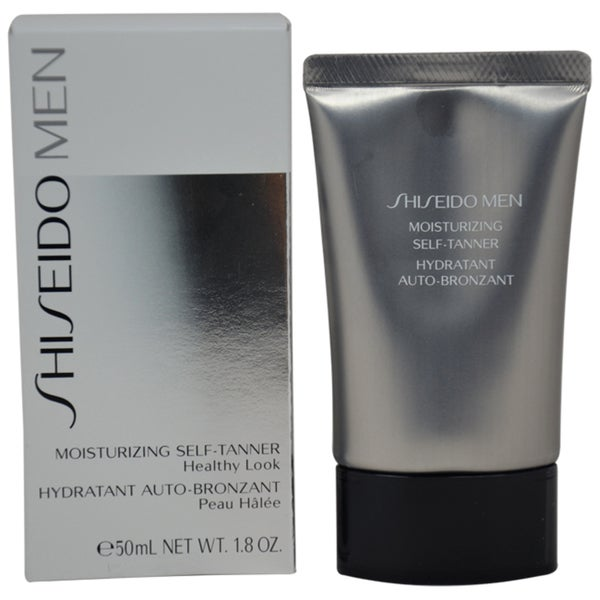 Shiseido Men Moisturizing 1.7-ounce Self-Tanner
