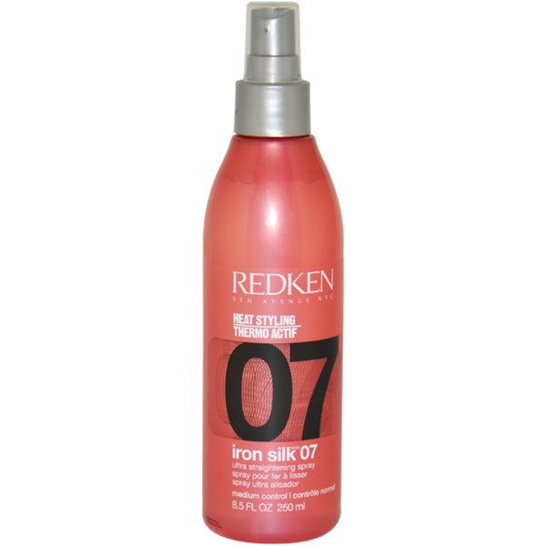 Redken Iron Silk 07 Ultra Straightening 8.5-ounce Hair Spray