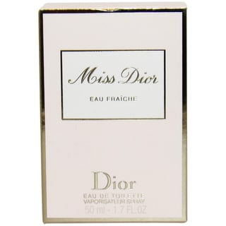 Christian Dior 'Miss Dior Eau Fraiche' Women's 1.7-ounce Eau de Toilette Spray