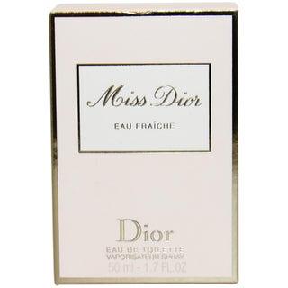 Christian Dior Miss Dior Eau Fraiche Women's 1.7-ounce Eau de Toilette Spray
