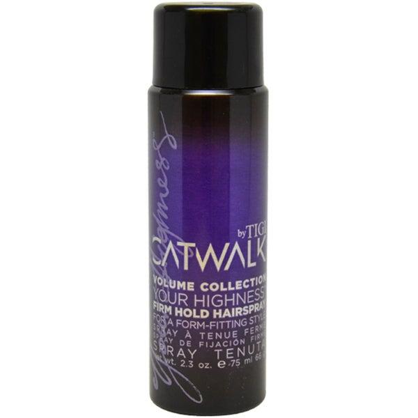 TIGI Catwalk Your Highness Firm Hold 2.3-ounce Hair Spray