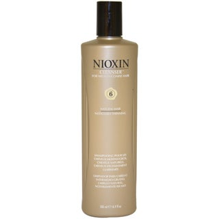 Nioxin System 6 for Medium/Coarse Noticeably Thinning Hair 16.9-ounce Cleanser