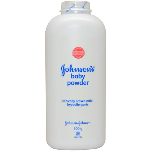 Johnson's Original 17.63-ounce Baby Powder
