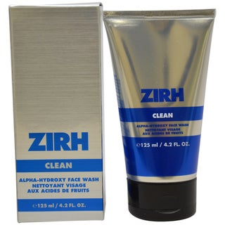 Zirh International Men's Clean Alpha-Hydroxy 4.2-ounce Face Wash