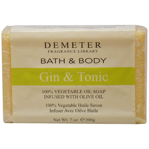 Demeter 'Gin and Tonic' 7-ounce Soap