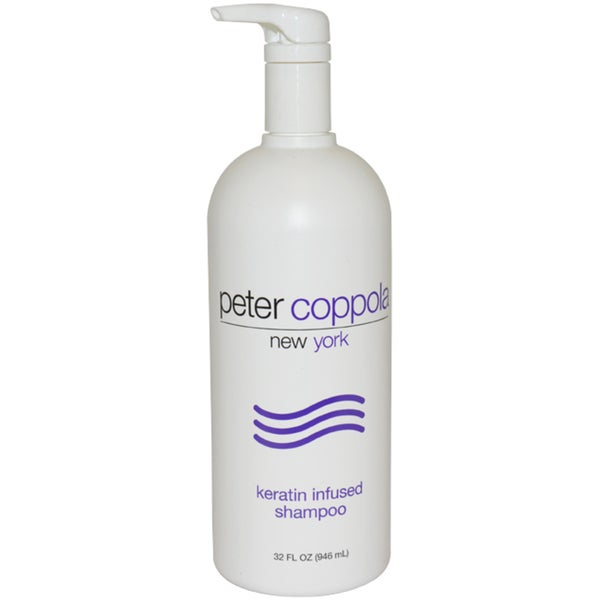 Peter Coppola Unisex Keratin Infused 32-ounce Shampoo