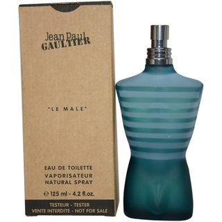Jean Paul Gaultier Le Male Men's 4.2-ounce Eau de Toilette Spray (Tester)