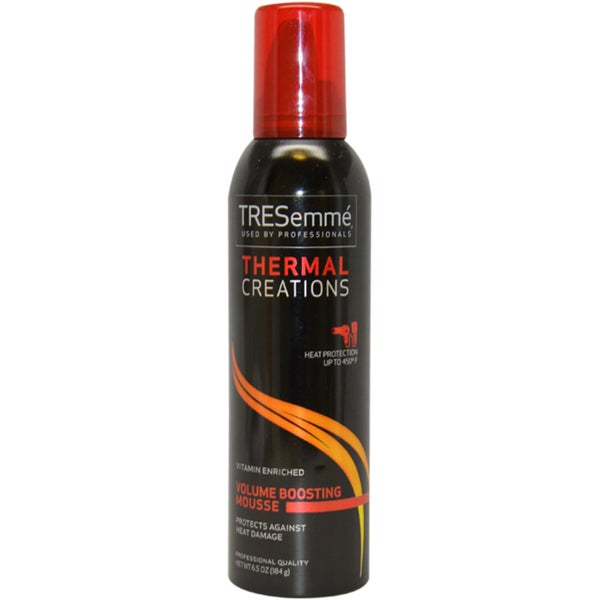 Tresemme Thermal Creations Volumising 6.5-ounce Mousse