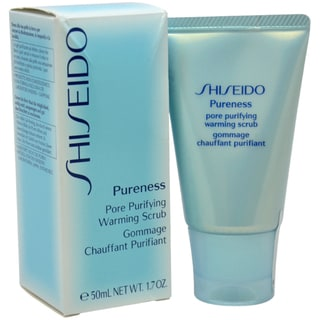 Shiseido Pureness Pore Purifying Warming 1.7-ounce Scrub