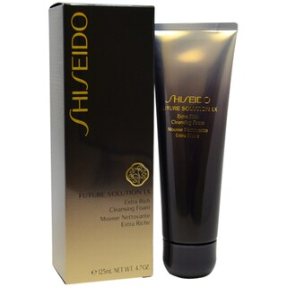Shiseido Future Solution LX Extra Rich 4.7-ounce Cleansing Foam