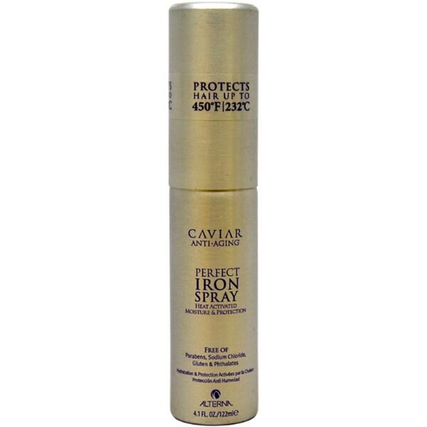 Alterna Caviar Anti-Aging Perfect Iron 4.1-ounce Spray