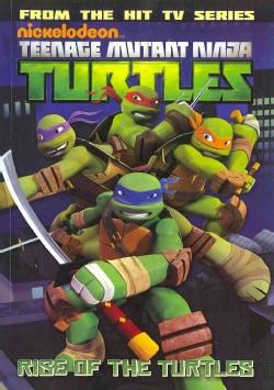 Teenage Mutant Ninja Turtles 1: Rise of the Turtles (Paperback)
